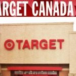 why target failed in canada